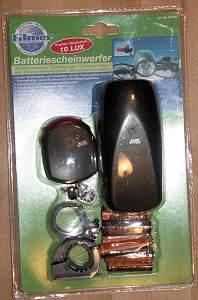 Scheinwerfer-Set von Netto